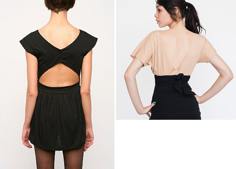 Stylehive Backless