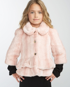 Coats for Girls - Coquette Maman