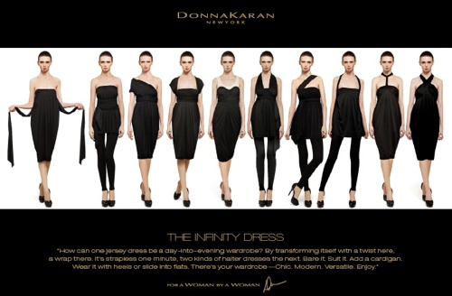 Donnakaran Infinitydress