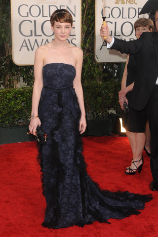 Careymulligan Goldenglobes2010