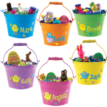 Easter Tinbuckets