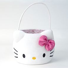 Hellokitty Easterbasket