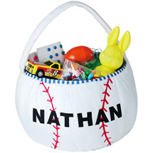 Baseball Easterbasket