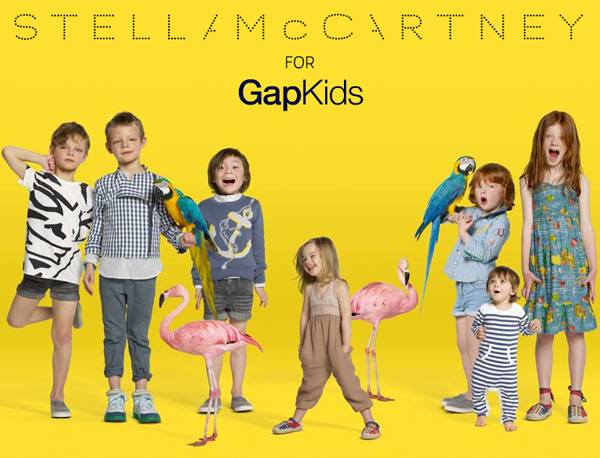 Stellamccartney Gapkids Spring10