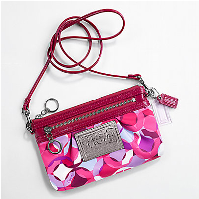 Poppy Kaleidoscope Swingpack