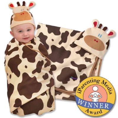 Sozo Cow Swaddle