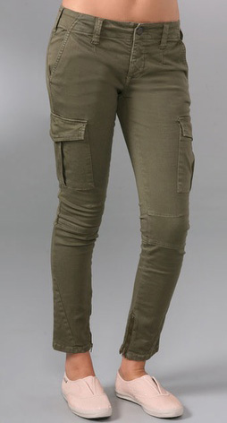 Freepeople Skinnymilitarypants