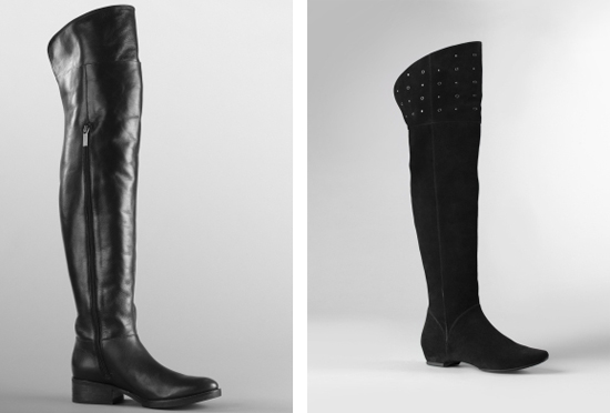 Kennethcole Overthekneeboot