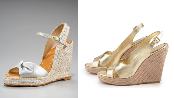 Sp2010 Espadrille Wedges