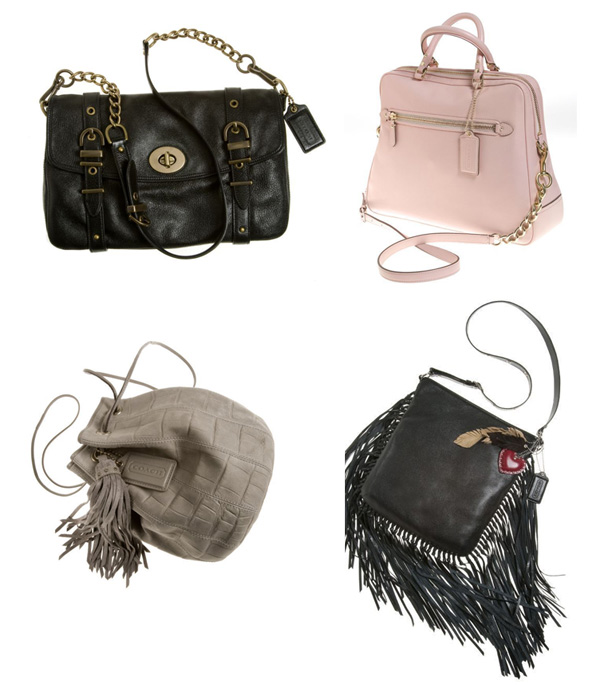 Coach Collectables Bags