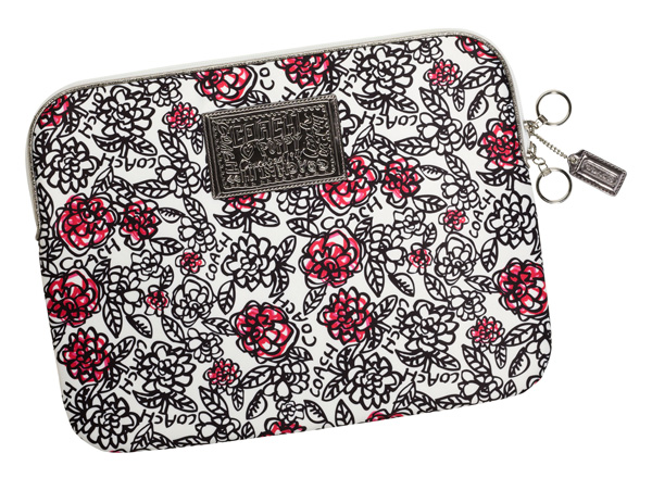 Coach Laptop Sleeve2