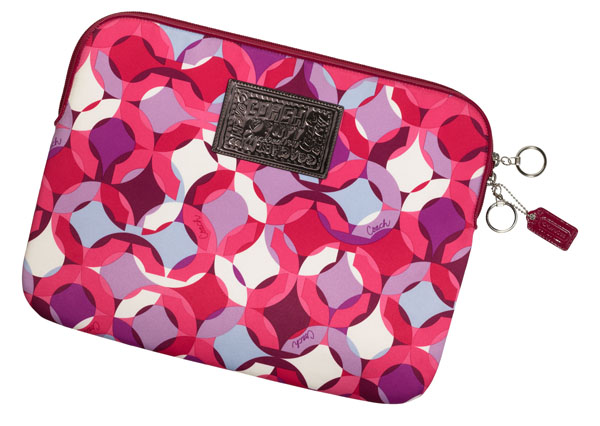 Coach Laptop Sleeve1