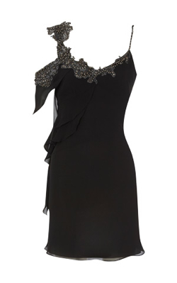 Karenmillen Embroidered Dress
