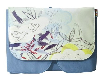 Poketo Birds Laptopsleeve