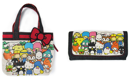 Sanrio Smallgift Totewallet