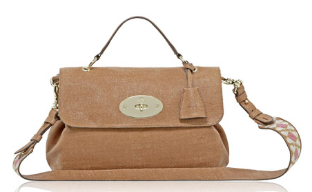 Mulberry Edie Oaksparkle Bag
