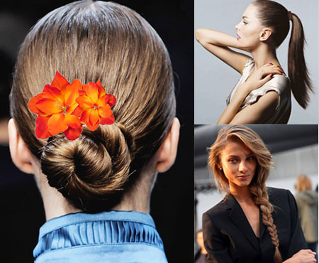 Beauty Pick Me Up - Sleek And Easy Up-Do's