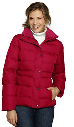 Landsend Lightweightdownjacket