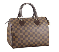 Louisvuitton Speedy25 Damierebenecanvas