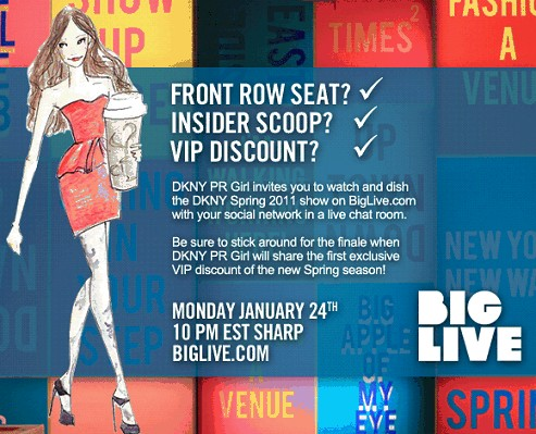 Dkny Biglive Jan24