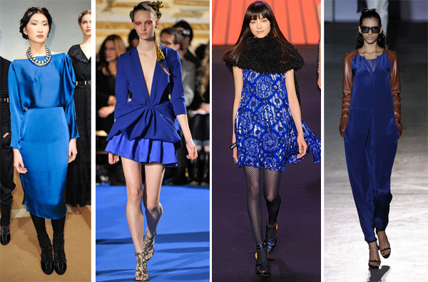 Nyfw Fall2011 Blue Color