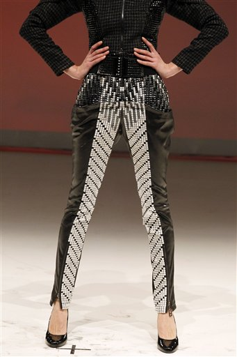 Chinafashionweek Pants