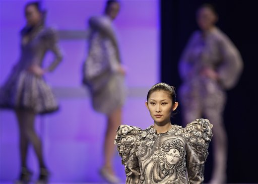Chinafashionweek Dress