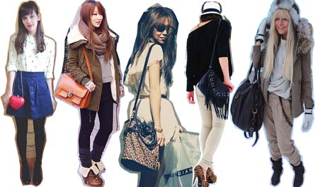 Stylehive Streetstyle Bags