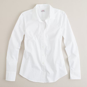 Jcrew Whiteshrit