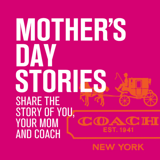 Mothersday Coach