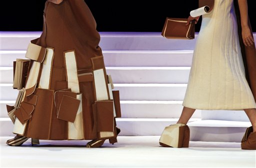 Chinafashionweek Bookdress