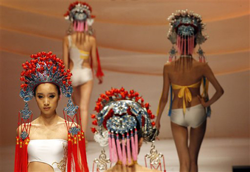 Chinafashionweek Headress