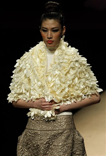 Chinafashionweek Flowers
