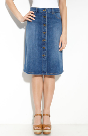Cookiejohnson Denimskirt