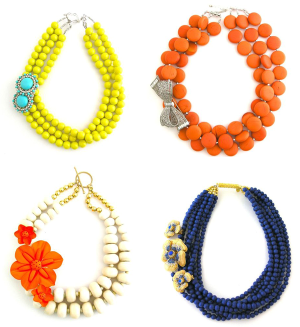 Elvafields Necklaces Summer2011