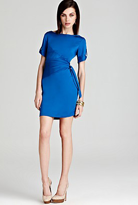 Dvf Bluedress-Fall2011