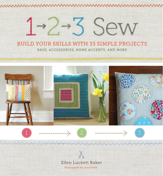 1, 2, 3 Sew by Ellen Luckett Baker