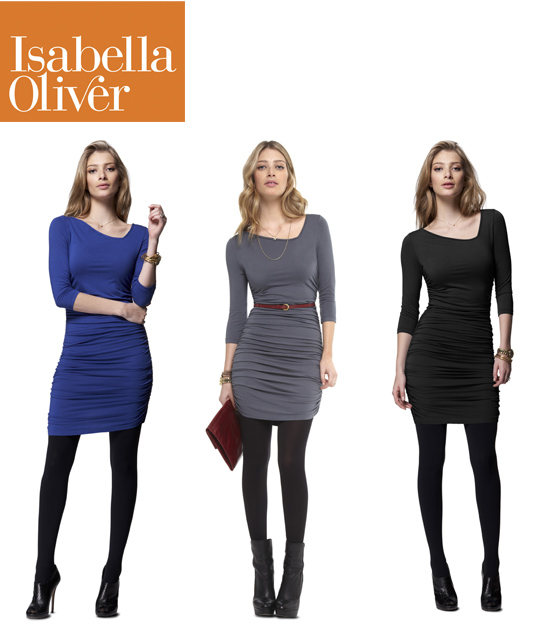 Isabella-Oliver265-Asymmetric-Neck-Dress-Giveaway