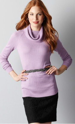 Loft-Cowlneck-Sweater