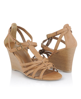 Forever21 Leatherettewedges
