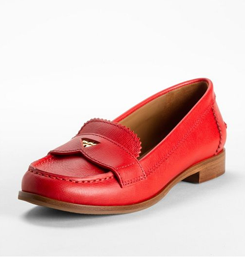 Toryburch Redpennyloafer