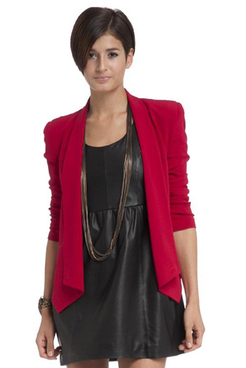 Rebecca-Minkoff-Becky-Jacket-Red