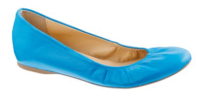 Jcrew-Balletflats-Blue