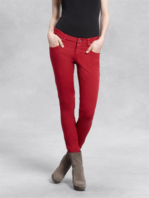 Dkny-Redjeggings