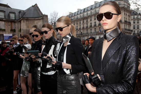 Karl-Netaporter-Paris-Models