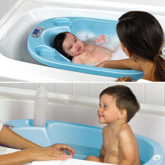 Babybathtub-Scale