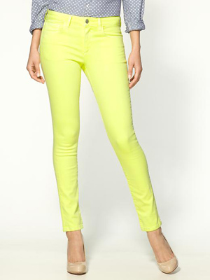 Joes-Jeans-Yellow