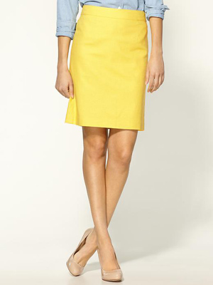 Colette-Yellow-Skirt