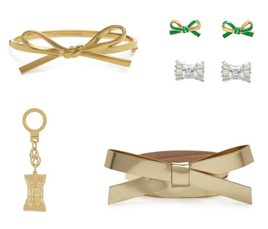 b1948e1641b52 Coquette  Kate Spade Bow Accessories