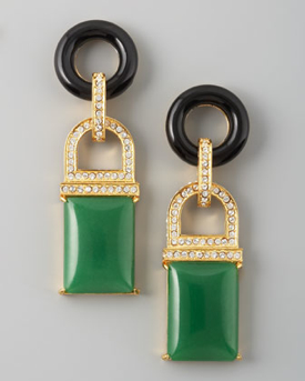 Rachelzoe-Jewelry-Greenquartz-Earrings